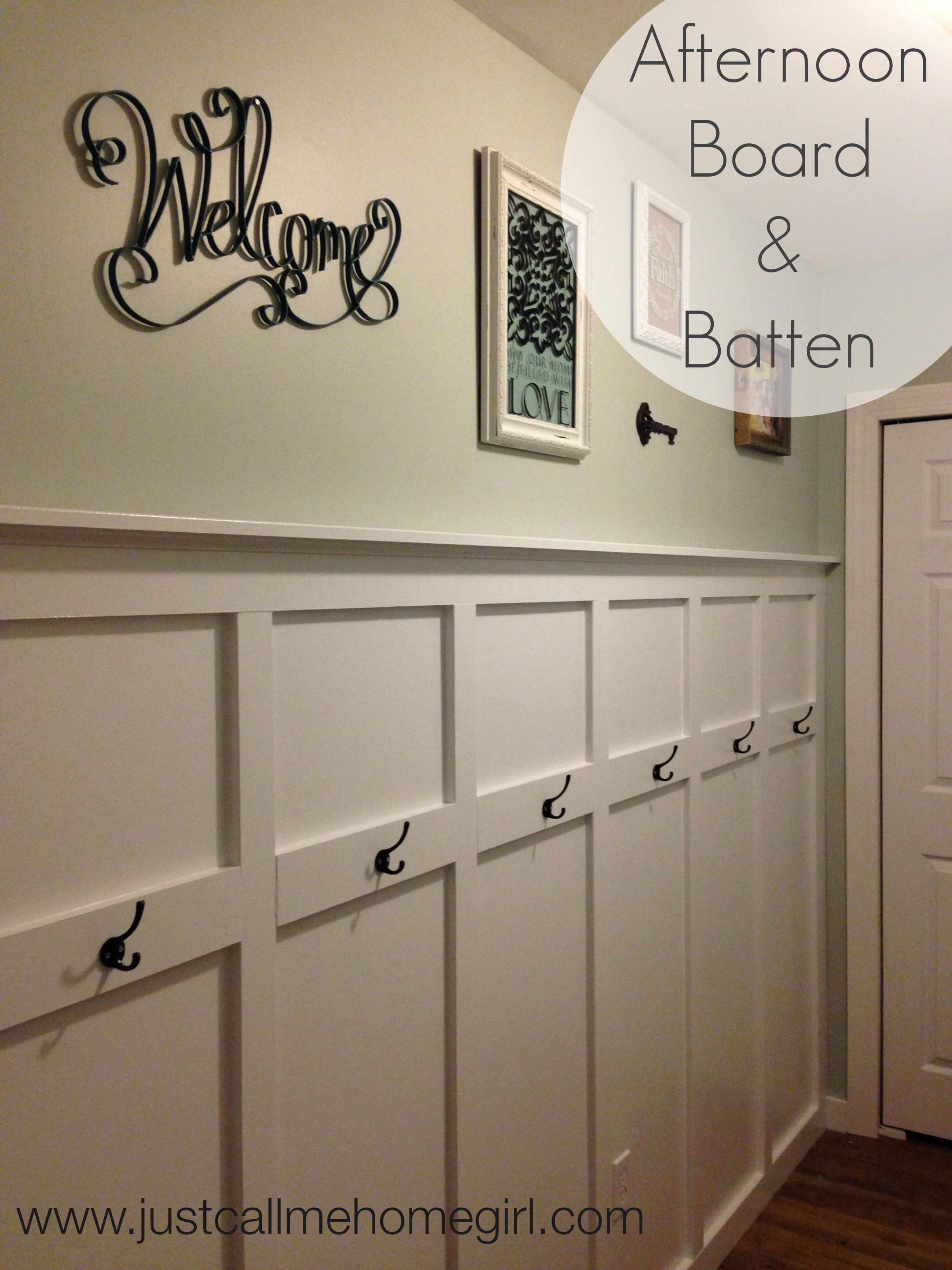 Wainscoting Dining Room Afternoon Board And Batten Just Call Me Homegirl