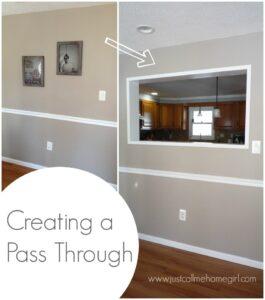 Creating a Pass Through