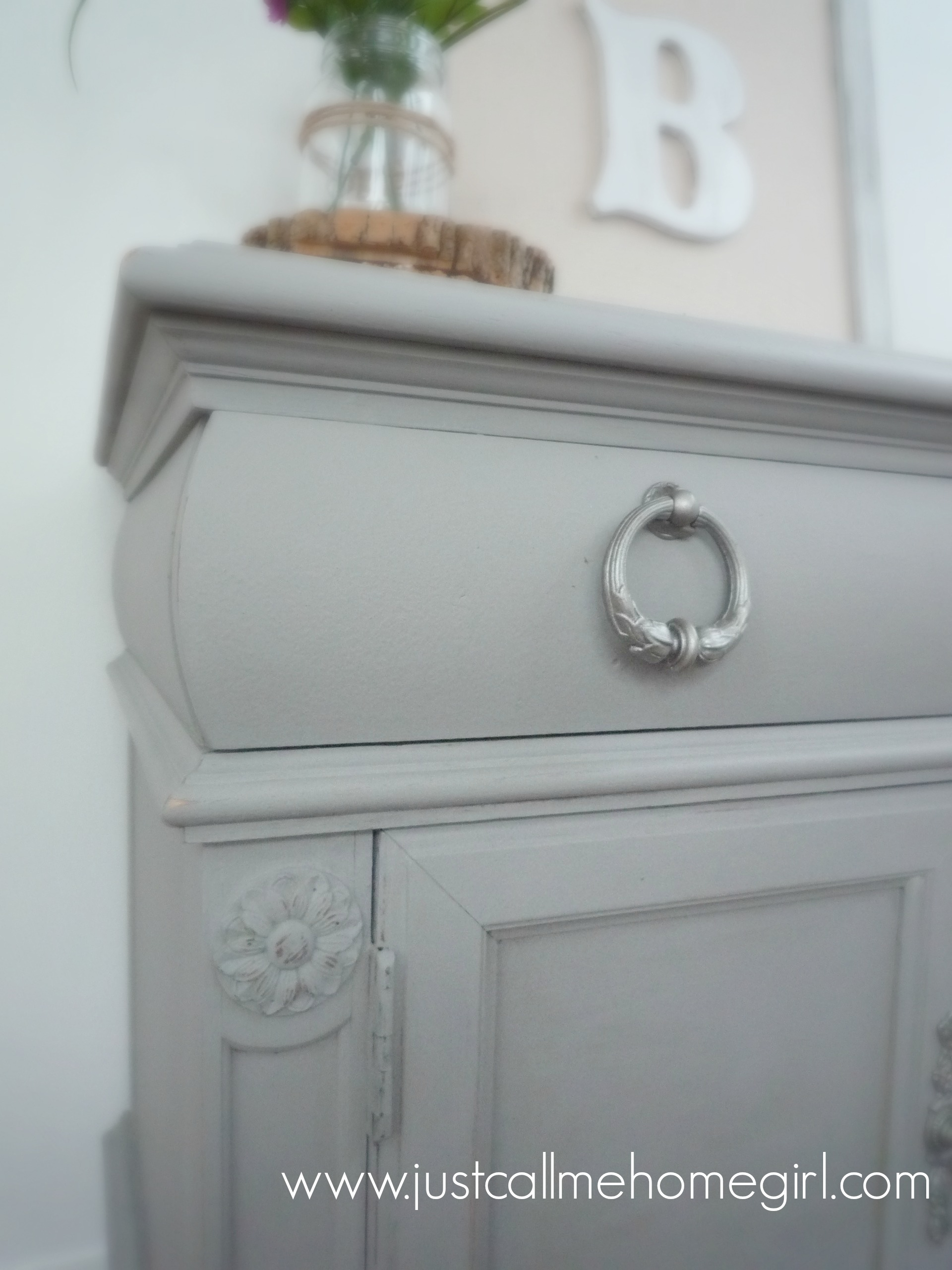 Pictures Of Furniture Done With Chalk Paint