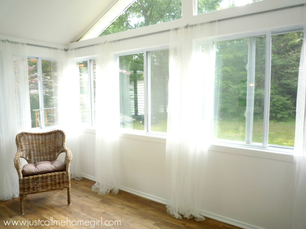 inexpensive curtains