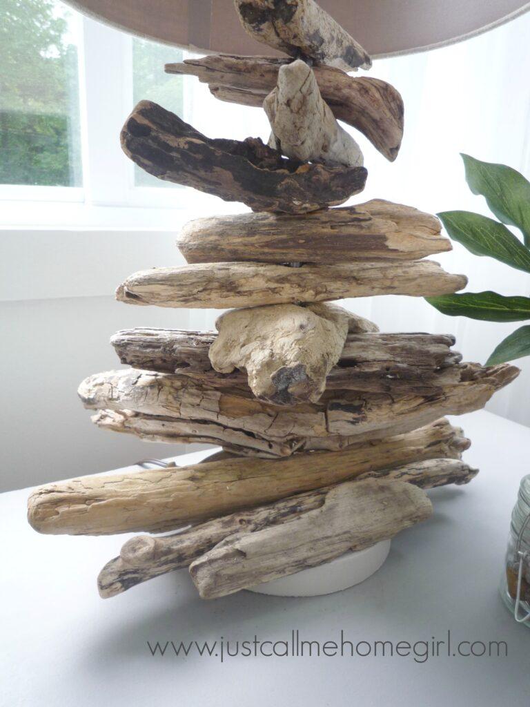 driftwoodlampupclose