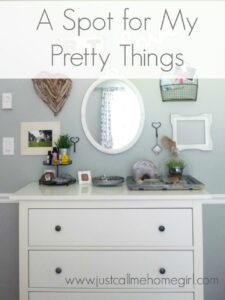 A Spot for My Pretty Things