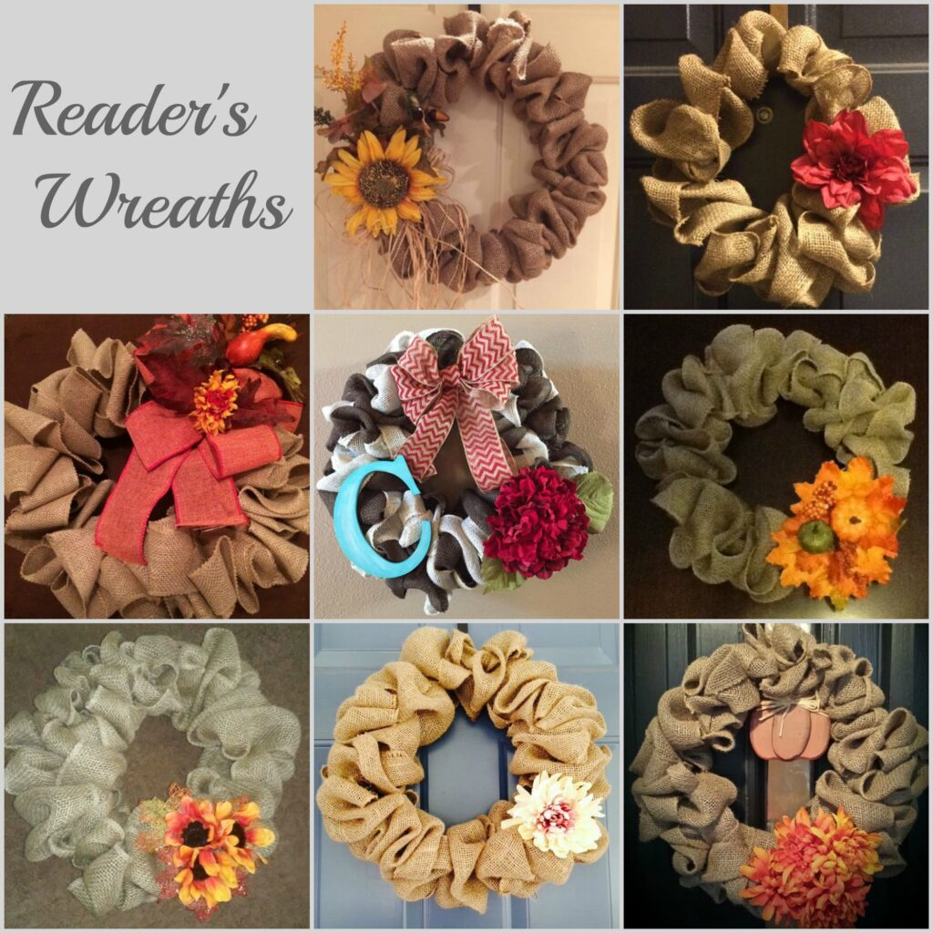 readers wreaths