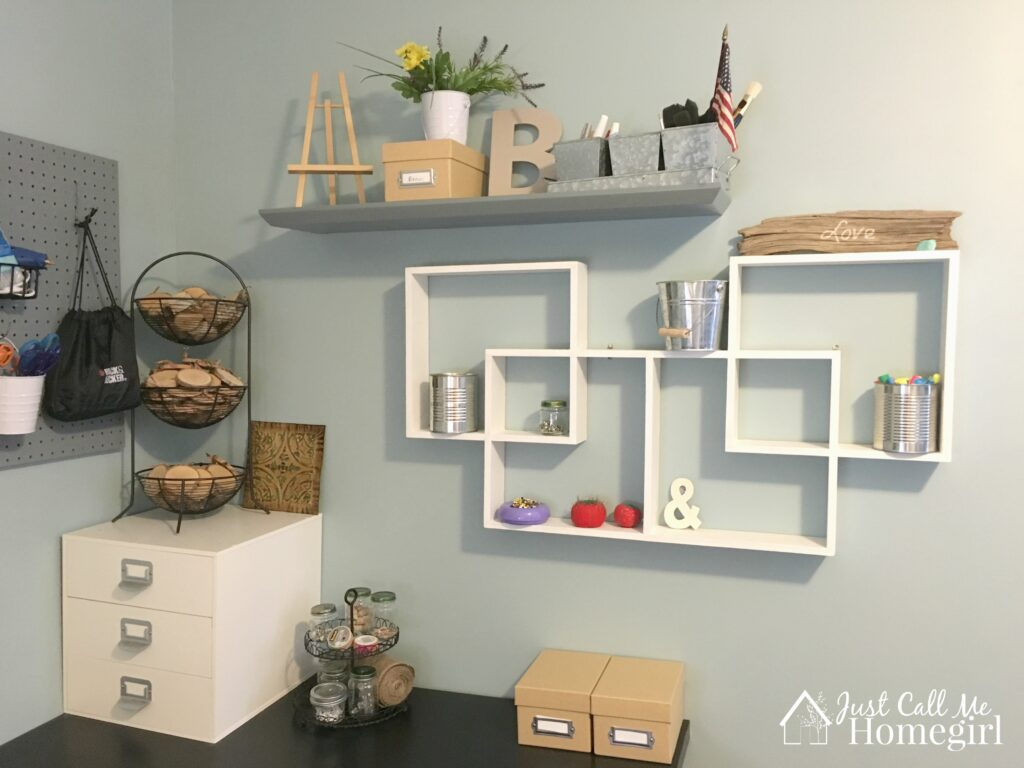 craftroom organization