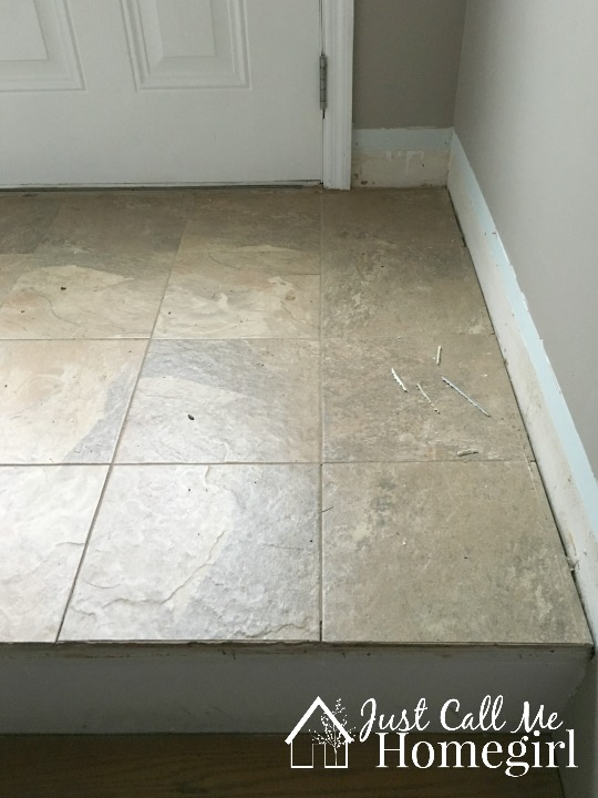 entry tile flooring