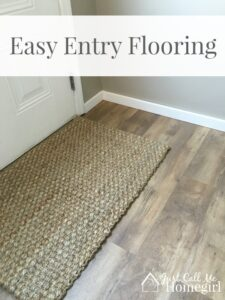 Easy Entry Flooring