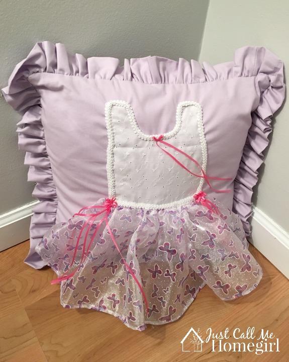 dress pillow