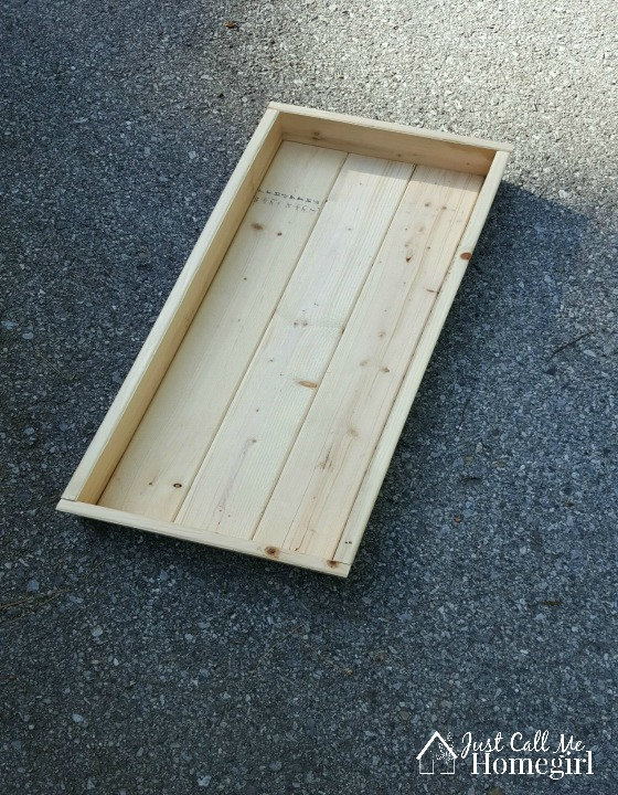 Kreg Jig Wood Tray