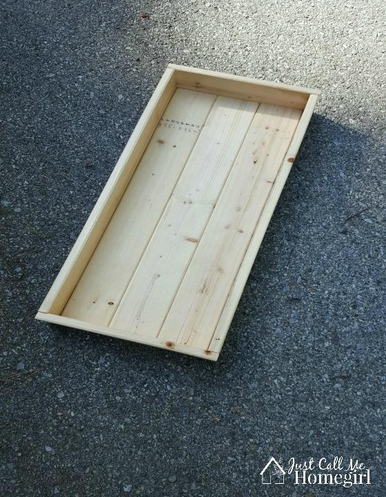Kreg Jig Wood Tray
