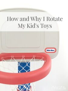 Rotating Kids Toys