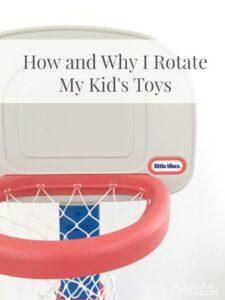 Rotating Kids Toys