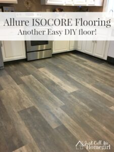 Allure ISOCORE DIY Flooring