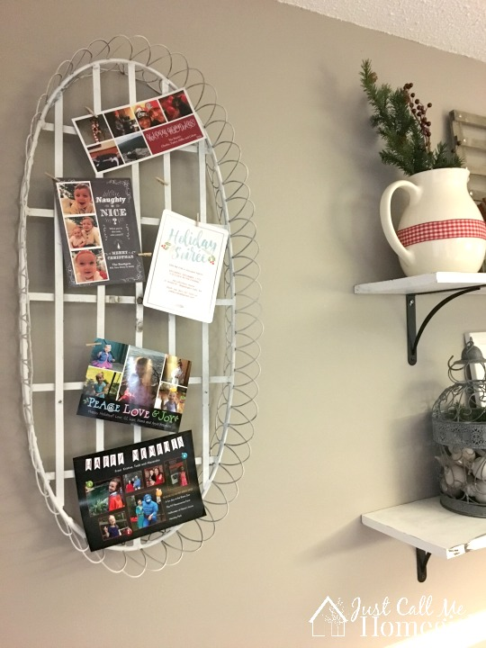 holiday-card-display