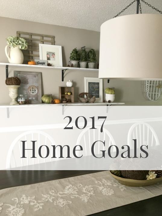 2017 Home Goals