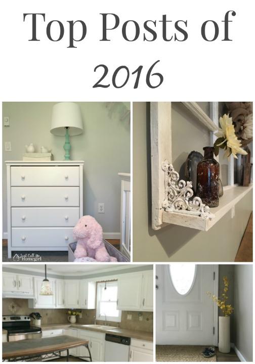 top diy posts of 2016