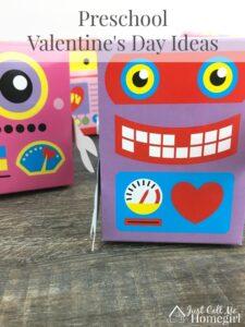 Preschool Valentine's Day Ideas