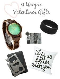 9 Unique Valentines Gifts