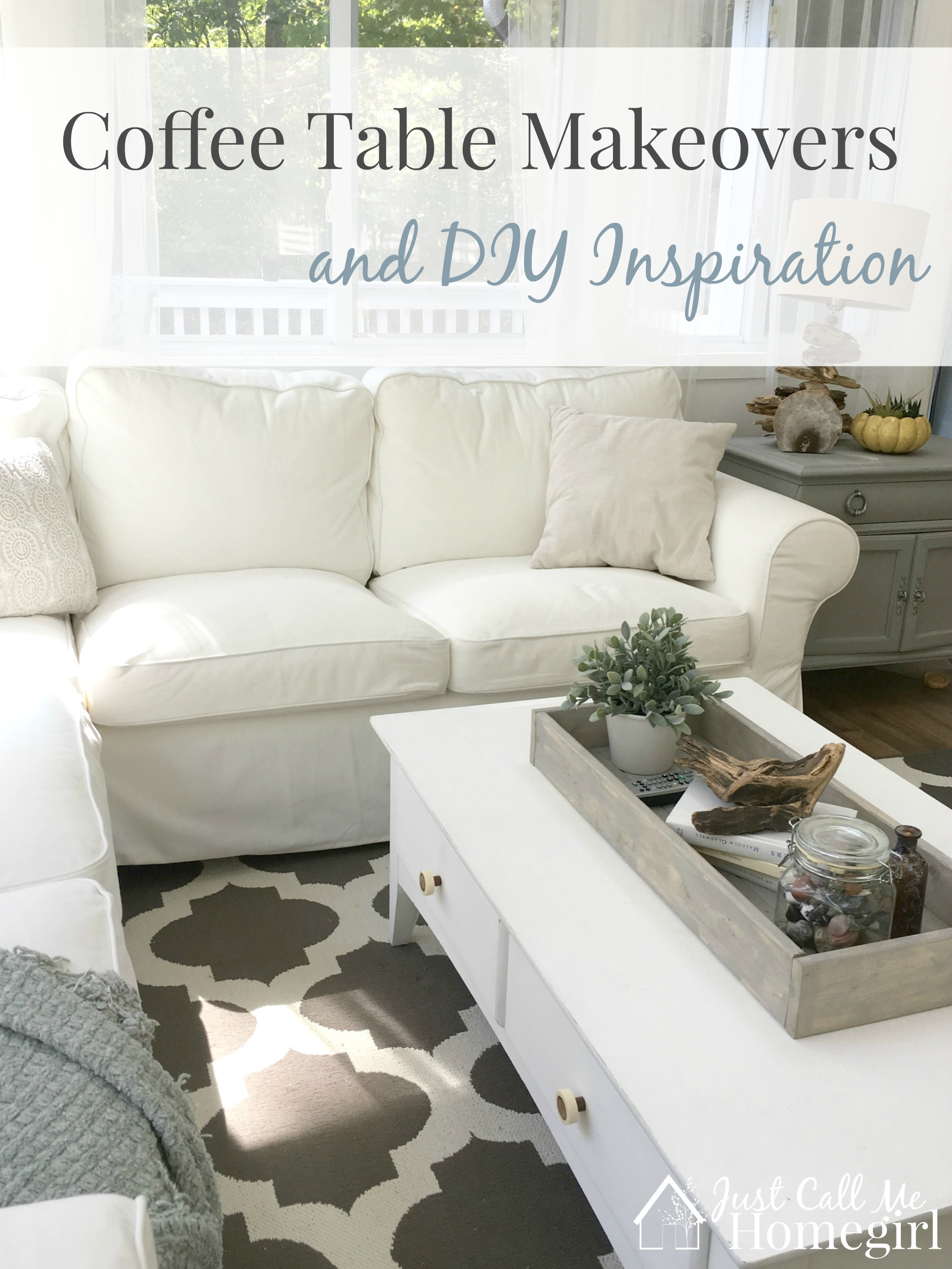 Excellent Coffee Table Makeovers Just Call Me Homegirl Camellatalisay Diy Chair Ideas Camellatalisaycom