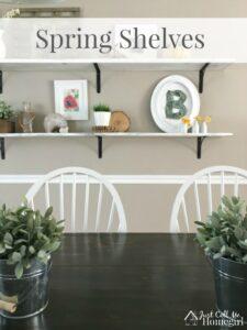 Spring Shelves