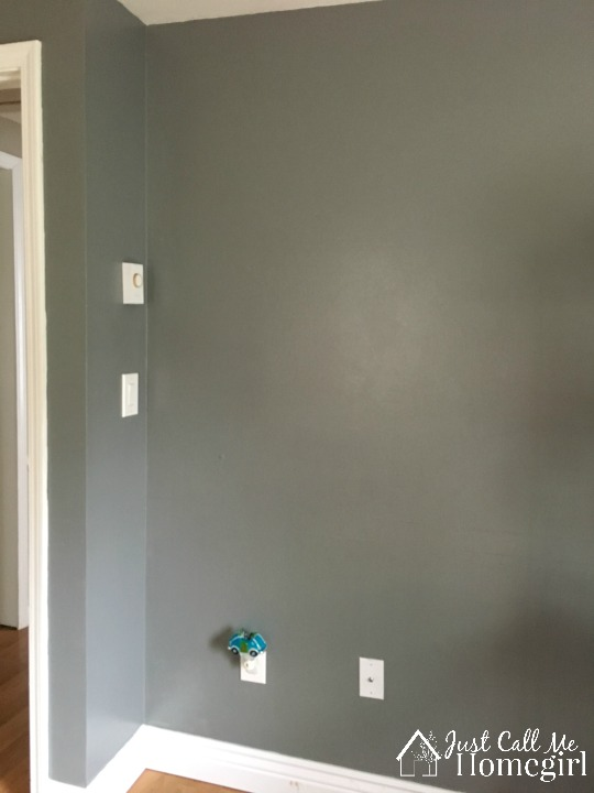 Valspar Paint Grey Suit
