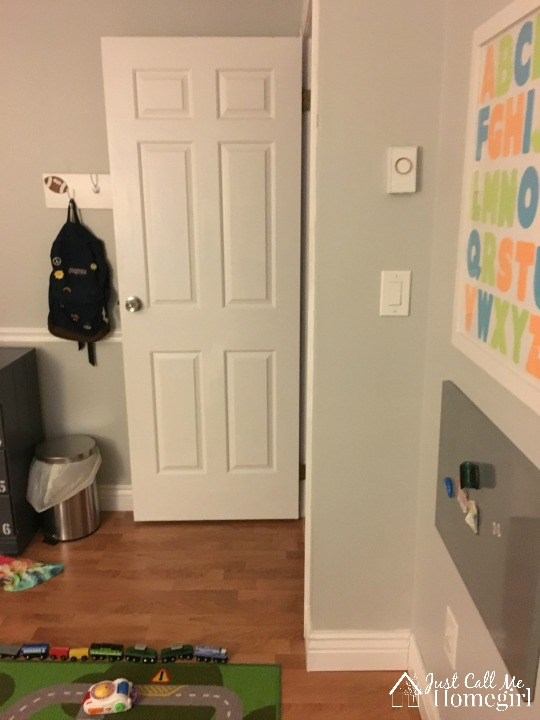 Toddler Room Before