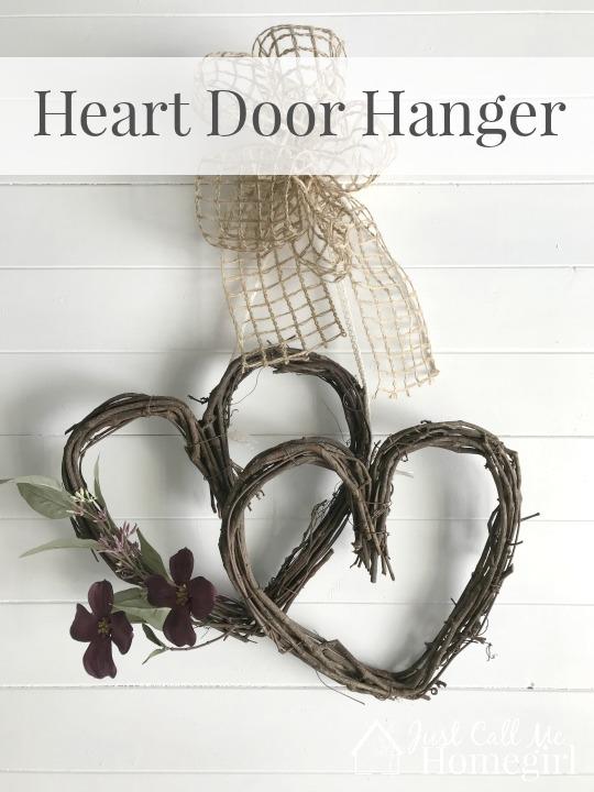 sc 1 st  Just Call Me Homegirl & Grapevine Heart Door Hanger - Just Call Me Homegirl
