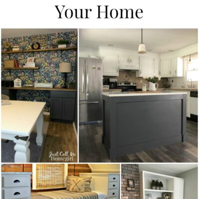 Stock Kitchen Cabinet Projects