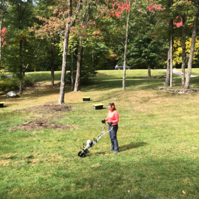Fall Lawn Care with STIHL